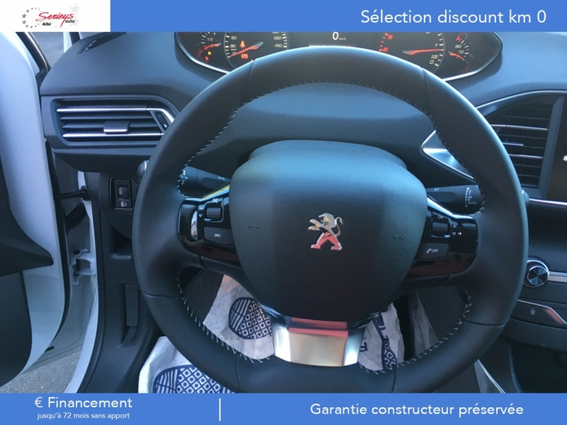 Photo 9 de l'offre de PEUGEOT 308 Allure 1.2 PureTech 130 Camera AR GPS à 19790€ chez Garage Serieys Auto
