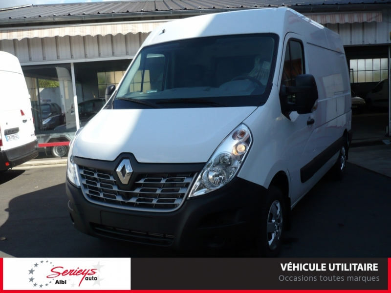 Renault Master Fg Extra 2.3 dCi 130 L2H2 GPS+270° Diesel Blanc Neuf à vendre