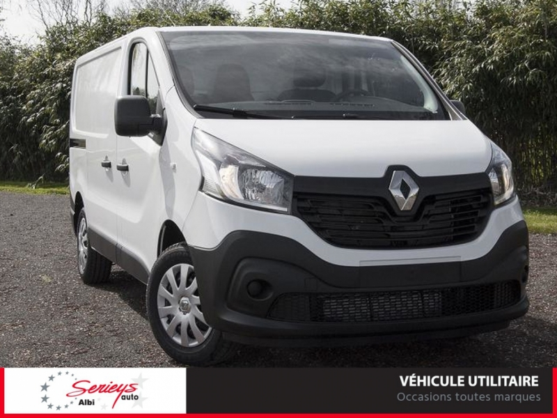Renault TRAFIC Fg Grd Confort 1.6 DCI 125 L2H1 GPS Diesel BLANC Neuf à vendre