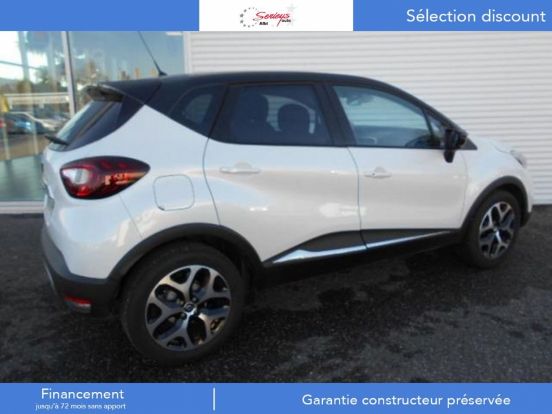 Photo 6 de l'offre de RENAULT Captur Intens+ DCi 90 +Rlink +Pack City + à 18000€ chez Garage Serieys Auto