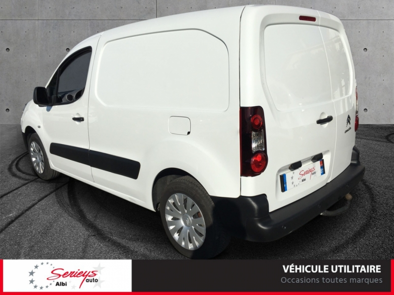 Photo 10 de l'offre de CITROEN BERLINGO VU Business 1.6 EHDi 90 ETG6 GPS à 7800€ chez Garage Serieys Auto