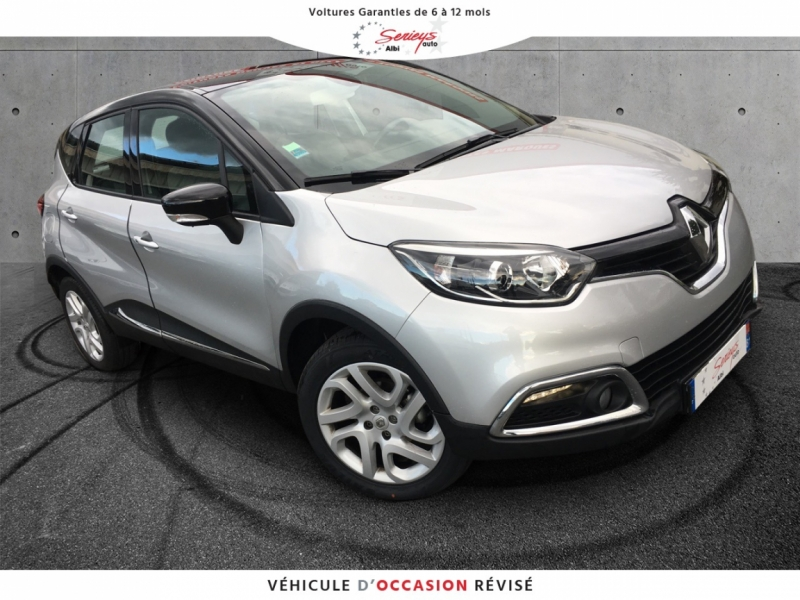 Photo 10 de l'offre de RENAULT Captur 0.9 TCe 90 Intens Camera AR + JA16 à 13980€ chez Garage Serieys Auto