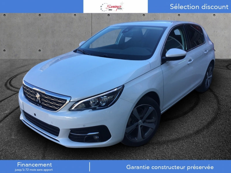 Photo 1 de l'offre de PEUGEOT 308 Allure BlueHDi 130 Camera AR+JA17 Ribi à 21200€ chez Garage Serieys Auto