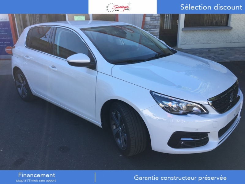Photo 14 de l'offre de PEUGEOT 308 Allure BlueHDi 130 Camera AR+JA17 Ribi à 21200€ chez Garage Serieys Auto
