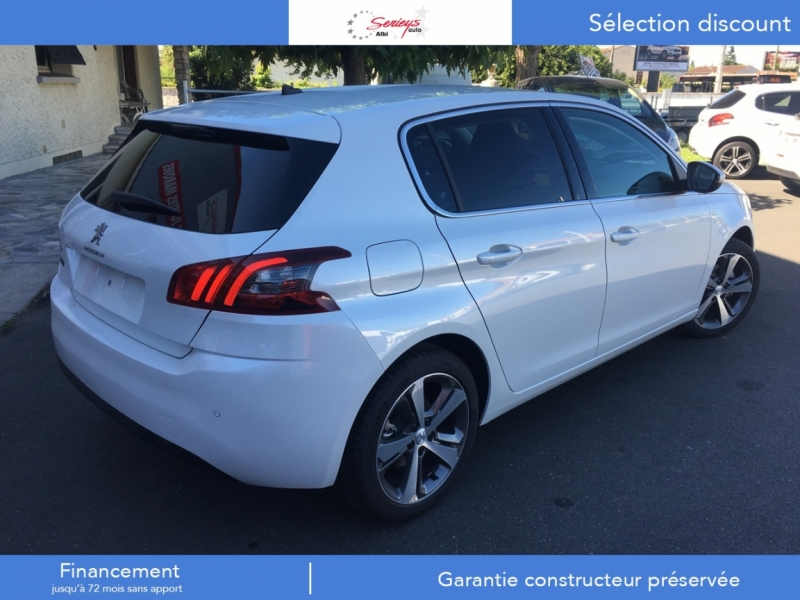 Photo 16 de l'offre de PEUGEOT 308 Allure BlueHDi 130 Camera AR+JA17 Ribi à 21200€ chez Garage Serieys Auto