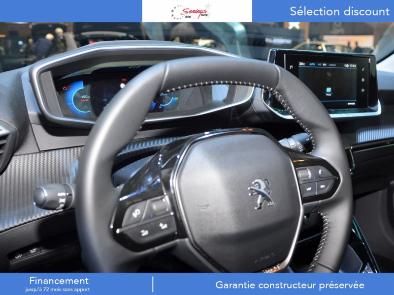 Photo 4 de l'offre de PEUGEOT 208 Allure Pack PureTech 100 CAMERA AR+JA à 18980€ chez Garage Serieys Auto