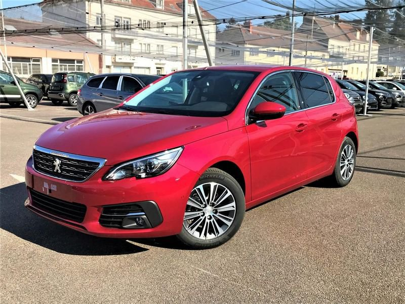 Peugeot 308 Allure Pack BlueHDI 130 LED+PK ASSIST Diesel ROUGE ULTIMATE METAL Neuf à vendre